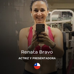 Renata bravo tv presenter uses electrofitness