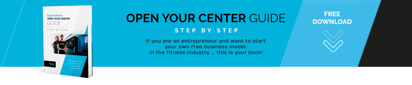 Open your own electrofitness center guide