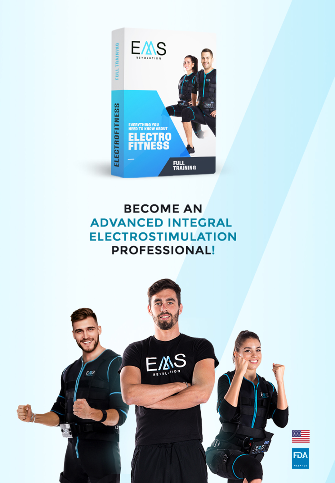 Free course with basic concepts of electrostimulation